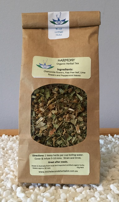 HARMONY - organic herbal tea