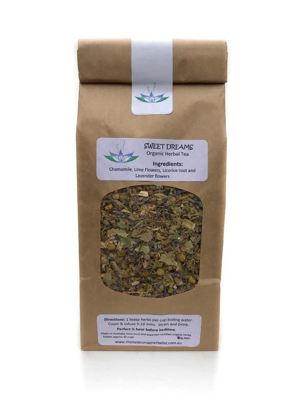 sweet dreams herbal tea