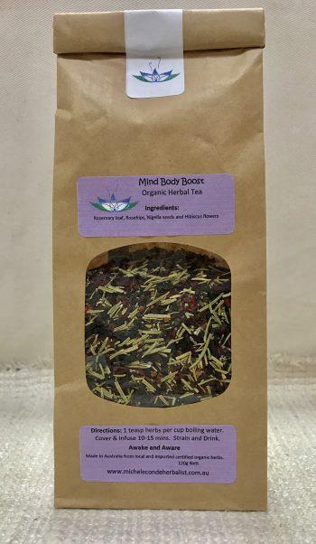 Mind Body Boost Herbal Tea