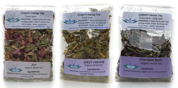 MultiPack Herb teas