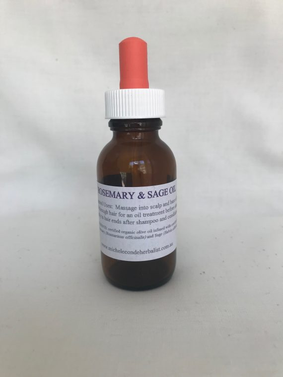 Rosemary and Sage Oil